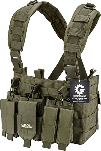 Loaded Gear Tactical Chest Rig
