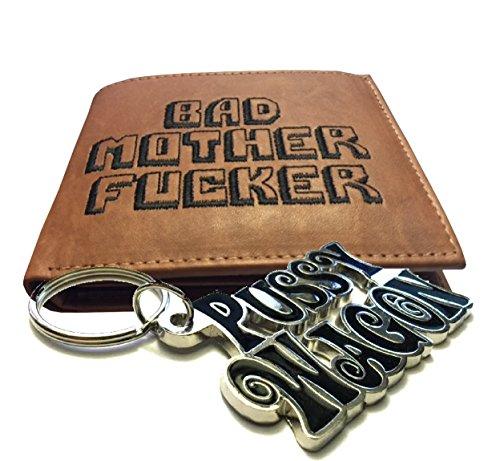 BMF Wallet & Black Pussy Wagon Keychain