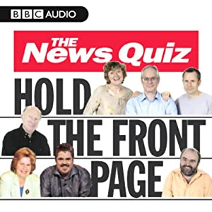 The News Quiz Radio/TV Program