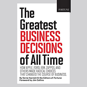 The Greatest Business Decisions of All Time Audiobook