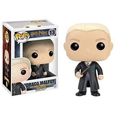 Funko POP Movies: Harry Potter Action Figure - Draco Malfoy: Funko Pop! Movies:: Toys & Games
