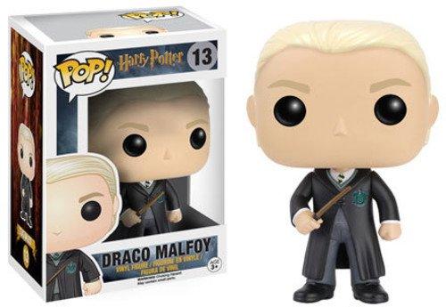 Funko POP Movies: Harry Potter Action Figure - Draco Malfoy
