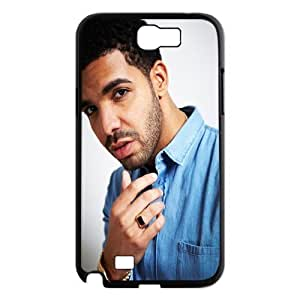 Custom High Quality WUCHAOGUI Phone case Singer Drake Protective Case For Samsung Galaxy Note 2 Case - Case-19
