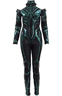 Amazon.com: Wecos Ragnarok Disfraz para mujer de la diosa de ...