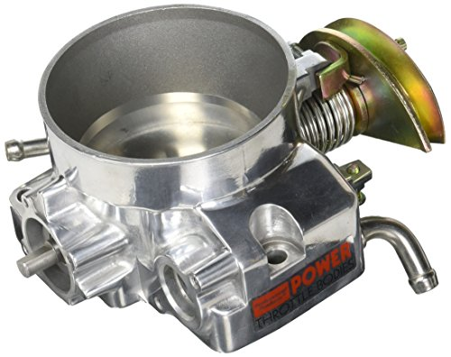 Professional Throttle Body (Professional Products (69724) 80mm Polished Throttle Body for Chevrolet/GM LS1)