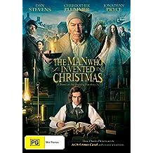 The Man Who Invented Christmas | Dan Stevens | NON-USA Format | PAL Region 4 Import - Australia