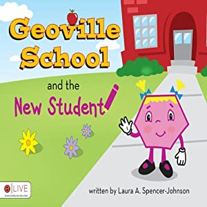 Geoville School and the New Student Audiobook