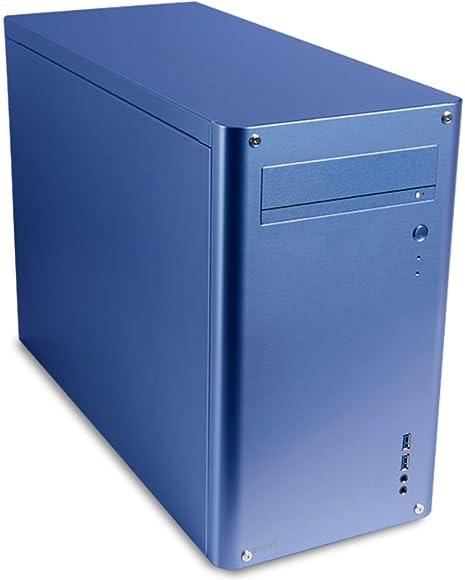 smart EM20 PCケース ブルーアルマイト SME-EM20-BL