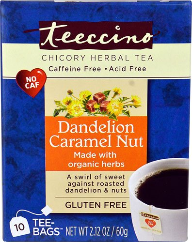 Dandelion Chicory Coffee Substitute