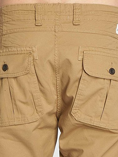 amp; short Pantalons solid Homme Shorts Cargo Gael BRx0w