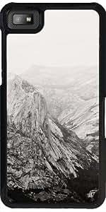 Funda para Blackberry Z10 - La Belleza De Yosemite (b & W) by Tara Yarte Photography & Design