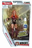 WWE Mattel Elite Collection Becky Lynch Action Figure with Smackdown Women's Championship Belt …
