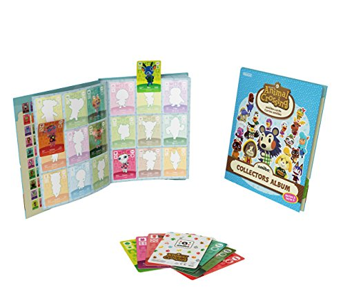 - Animal Crossing amiibo Cards Collectors Album - Series 3 (Nintendo 3DS/Wii U)
