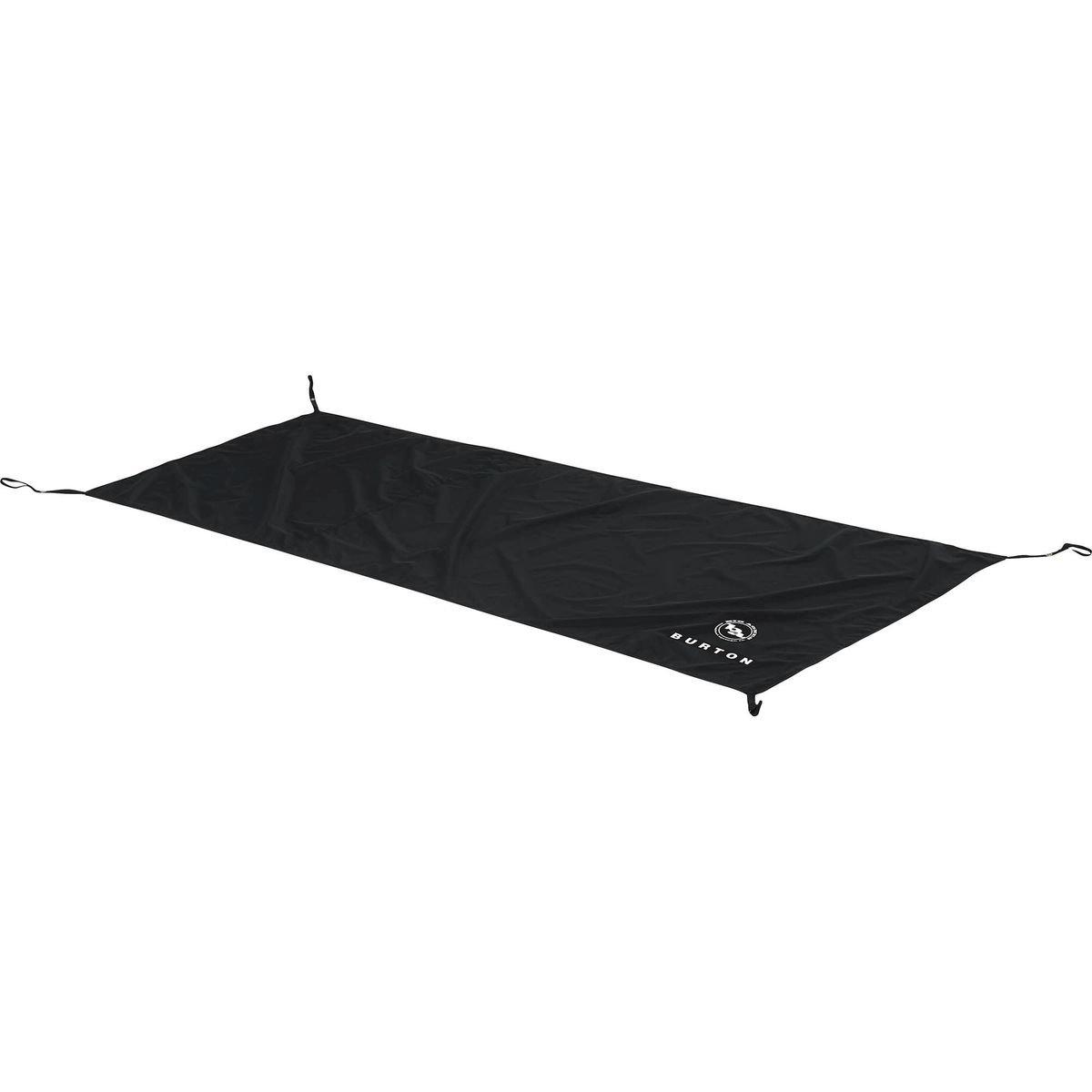 Burton Blacktail 2 Tent Footprint, True Black by Burton
