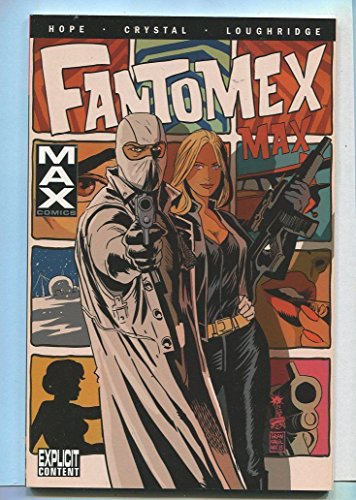 Fantomex New Trade Paperback TPB Graphic Novel