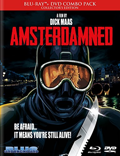 Blu-ray : Amsterdamned (With DVD, Widescreen, 2 Disc)
