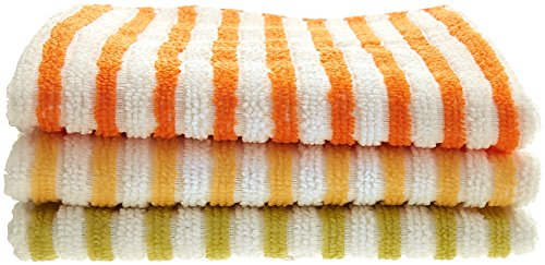 Ritz 16 by 19-Inch Stripe Microfiber Whi - Stripe Dish Towel 3 Piece Shopping Results