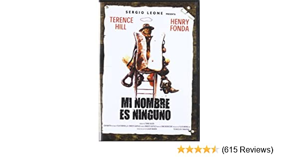 Amazon.com: Mi Nombre Es Ninguno (Import Movie) (European Format - Zone 2) (2010) TERENCE HILL; HENRY FONDA; TONINO VAL: Movies & TV