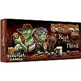 Slugfest Games Red Dragon Inn Allies Keet & Nitrel Board Game