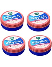 Pack of 4 - Babyrub Vicks Comfort for Babies