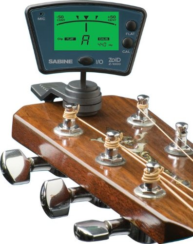 Zoid Z 1000 Clip Tuner Sabine product image