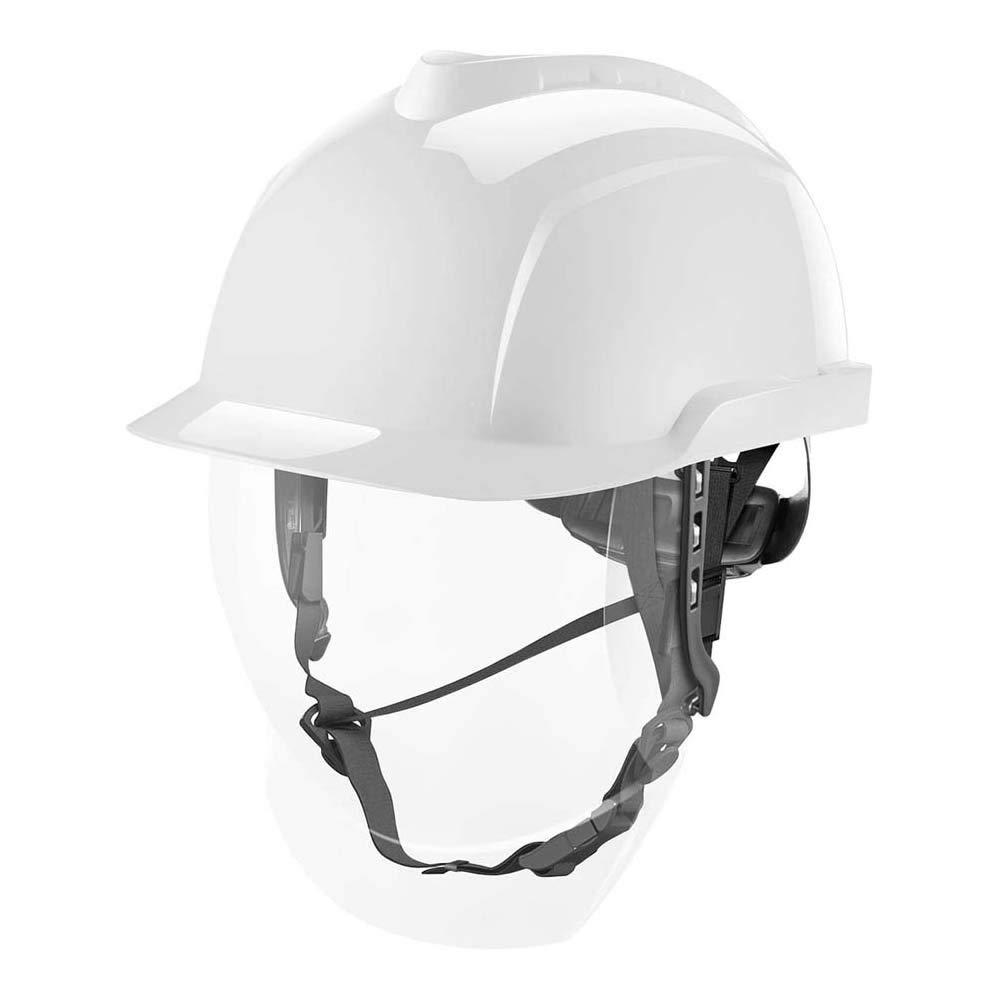MSA MSA-KAS-Vg950_W - Casco eléctrico (talla 52-63), color blanco