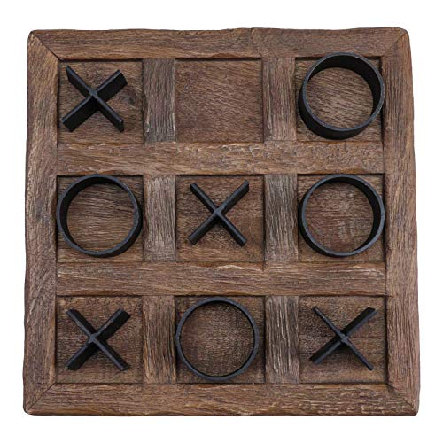 J.C. and Rollie Tic-Tac-Toe Game