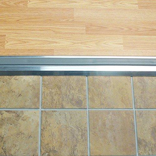 Adjustable Aluminum Door Threshold with Vinyl Seal - #99014 by Custom Door Thresholds (Image #4)