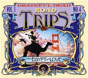 Price comparison product image Road Trips: Vol. 1, No. 4 - From Egypt With Love