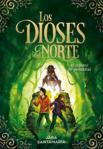 El tejedor de sueños (Los dioses del norte 2) por Jara Santamaría