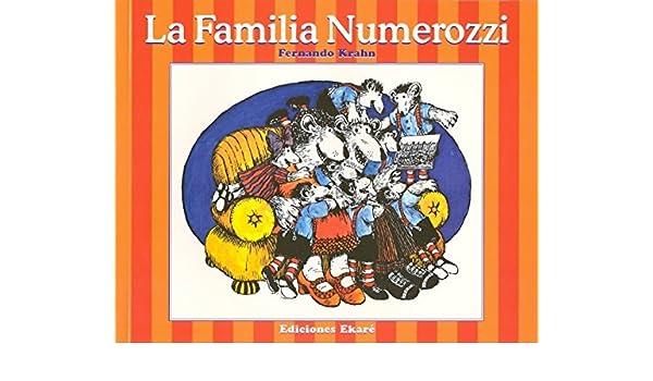La Familia Numerozzi Pb (Spanish) Paperback – January 1, 2000