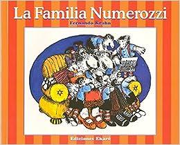 La Familia Numerozzi Pb: Fernando Krahn: 9789802572472: Amazon.com: Books