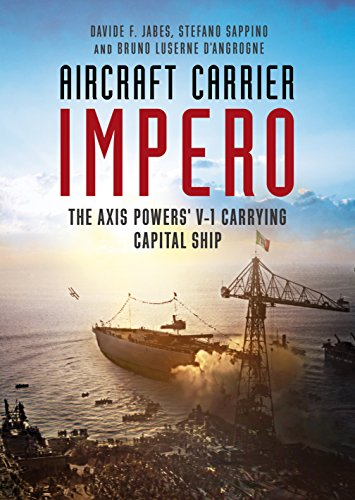 Aircraft Carrier Impero  The Axis Powers V 1 Carrying Capital Ship