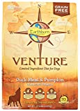 Cheap Earthborn Holistic Venture Duck Meal and Pumpkin Limited Ingredient Diet Grain Free Dry Dog Food, 12.5 lb.