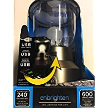Enbrighten LED Lighting with USB Charging