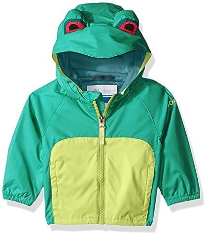 Columbia Baby Kitteribbit Jacket, Circuit Tree Frog, 6/12