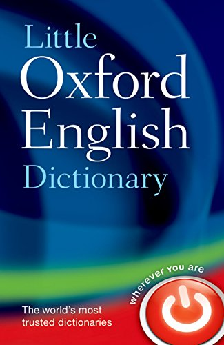 Little Oxford English Dictionary by Oxford University Press