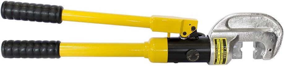 Hydraulische Crimpzange mit automatischem Druckregelventil 16-300 mm2