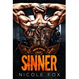Sinner: A Motorcycle Club Romance (The Smoking Vipers MC) (MCs from Hell Collection Book 1)