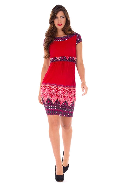Olian marcy arabesque print maternity dress red x large at olian marcy arabesque print maternity dress red x large at amazon womens clothing store ombrellifo Images