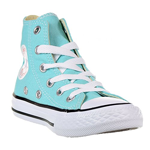 Converse Chuck Taylor All Star Glitter Hoge Top Sneakers Light Aqua