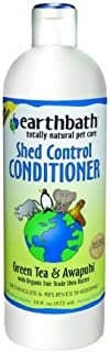 product image for Earthbath All Natural Green Tea Conditioner Shed Control for Pets Dogs Cats