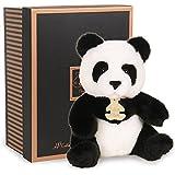 Doudou et Compagnie Les Authentiques Collection Prestige - Panda