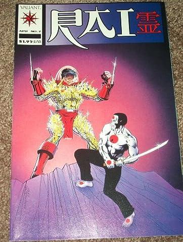 Rai April 1992 (Vol. 1 No. 2) (Valiant Rai Volume 2)