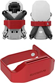 Helistar Propeller Holder Propellers Fixator Protector Stabilizer Compatible with DJI Mavic Mini Drone, Red