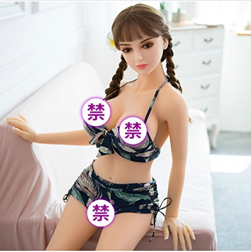 CMeng Inflatable doll Height 165 Internal vibration Strong suction Semi-solid silicone doll New pattern B