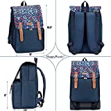Picnic Backpack for 4 Persons with Cooler