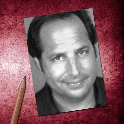 Seasons JON LOVITZ - ACEO Sketch Card (Signed by the Artist) #js002