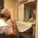 GYSO Bathroom Sink Apron, Beard Grooming, Trimming Apron, Hair...