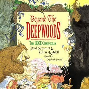 Beyond the Deepwoods Hörbuch